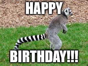 Happy Birthday Imgflip