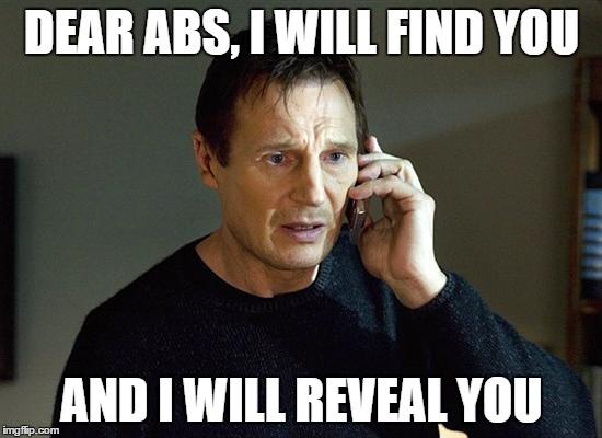 Image result for abs meme