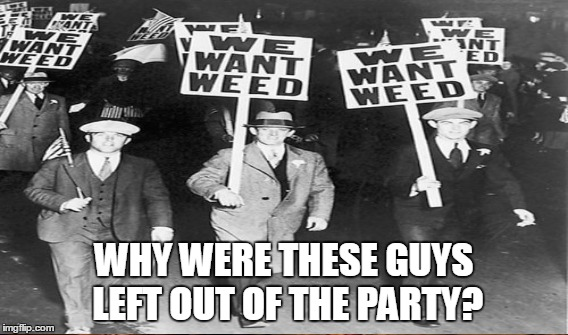 WHY WERE THESE GUYS LEFT OUT OF THE PARTY? | made w/ Imgflip meme maker