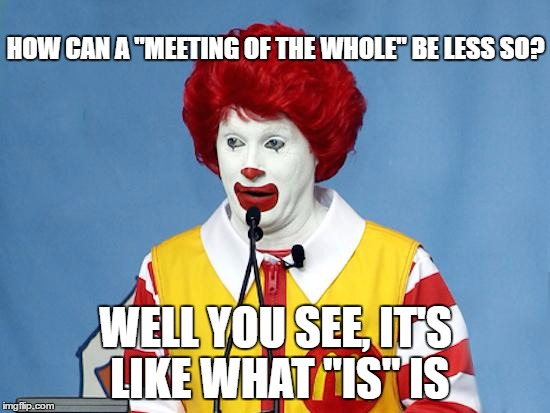 "JUDY ""NO SHOW"" 