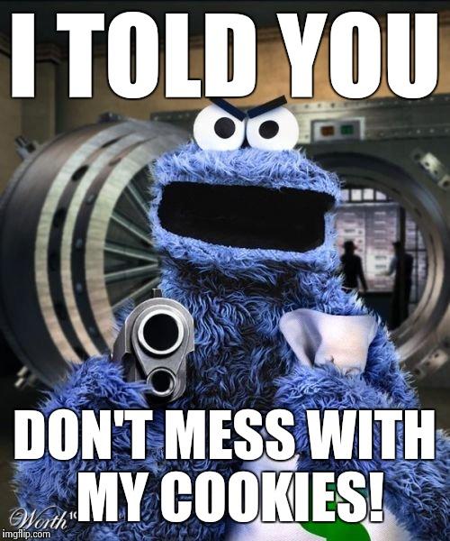 Cookie Gangsta Imgflip