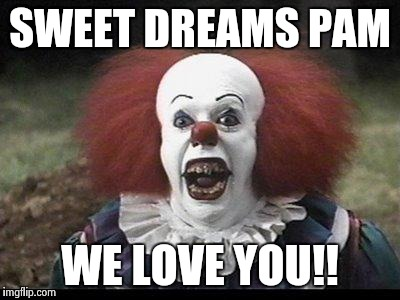 Absolutely agree Scary sweet dreams meme