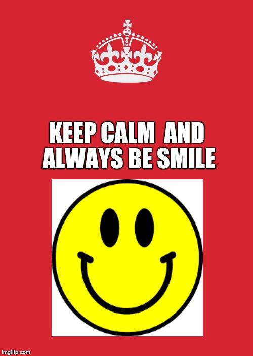 how to create keep calm memes