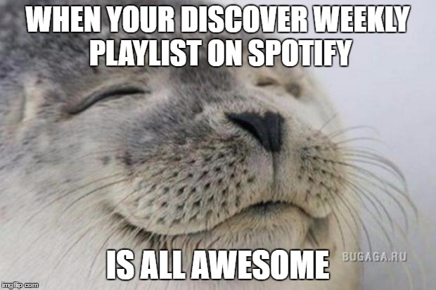 Spotify playlist maker