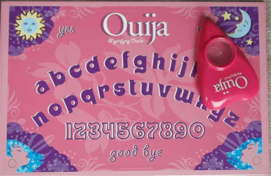 High Quality Pink Ouija Blank Meme Template