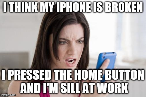broken iphone meme what gives imgflip 4580