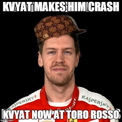 Vettel meme  Imgflip