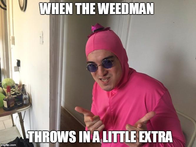meme machine pink