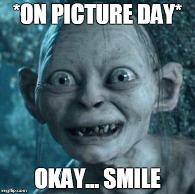 Image result for picture day meme