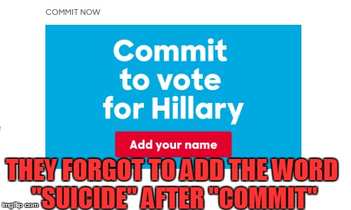 """COMMIT SUICIDE NOW"" 