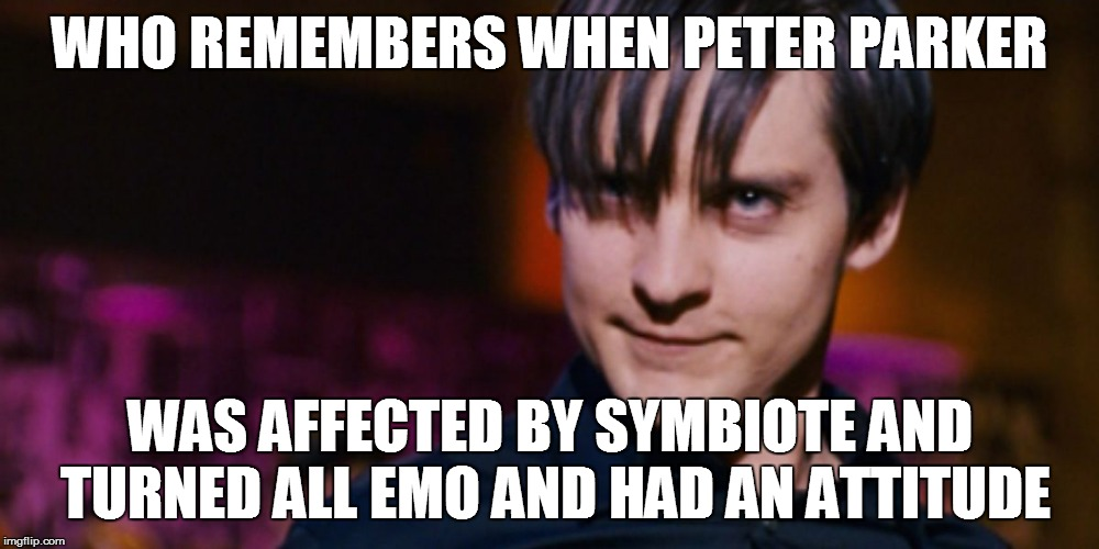 angry tobey maguire meme - photo #29