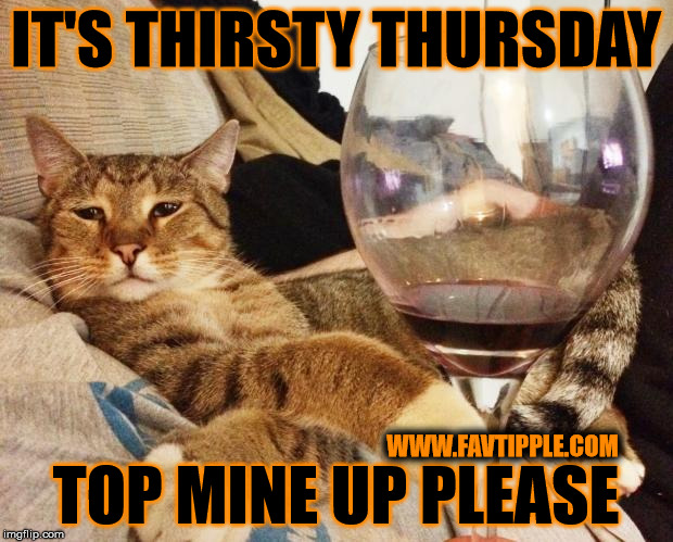 Thirsty Thursday - Imgflip