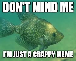"ICYMI: raydog made a meme (still on front page) and I replied with this. Got enough ""praise"" to submit as a meme. So here it is. 