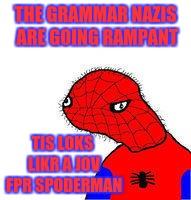 147kcj spoderman memes imgflip