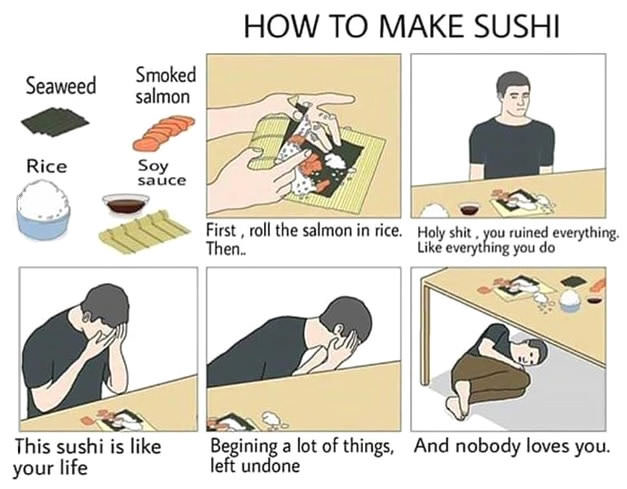 14a0km how to make sushi blank template imgflip