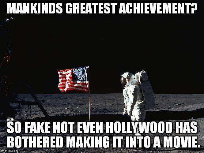 Moon Landing Hoax Meme | www.pixshark.com - Images ...