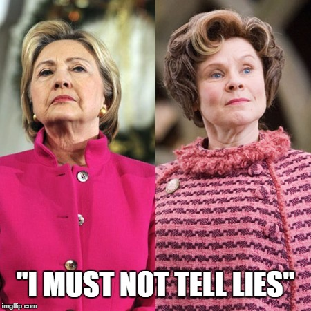 """I MUST NOT TELL LIES"" 