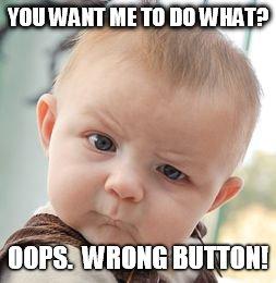 14dkn0 skeptical baby meme imgflip,Skeptical Baby Meme