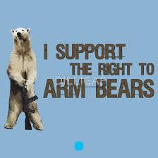 bear arms | . | image tagged in bear arms | made w/ Imgflip meme maker