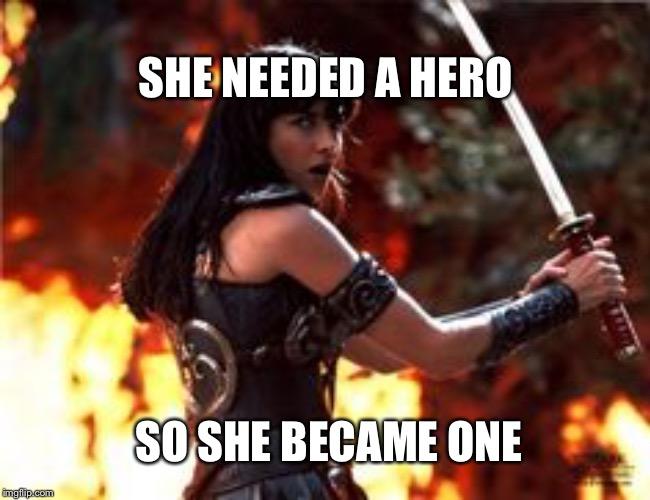 Xena Warrior Princess Memes Gifs Imgflip