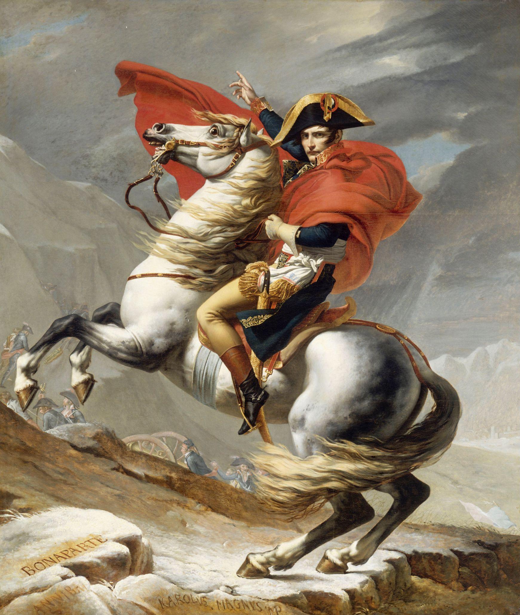 the life and political career of napoleon i bonaparte