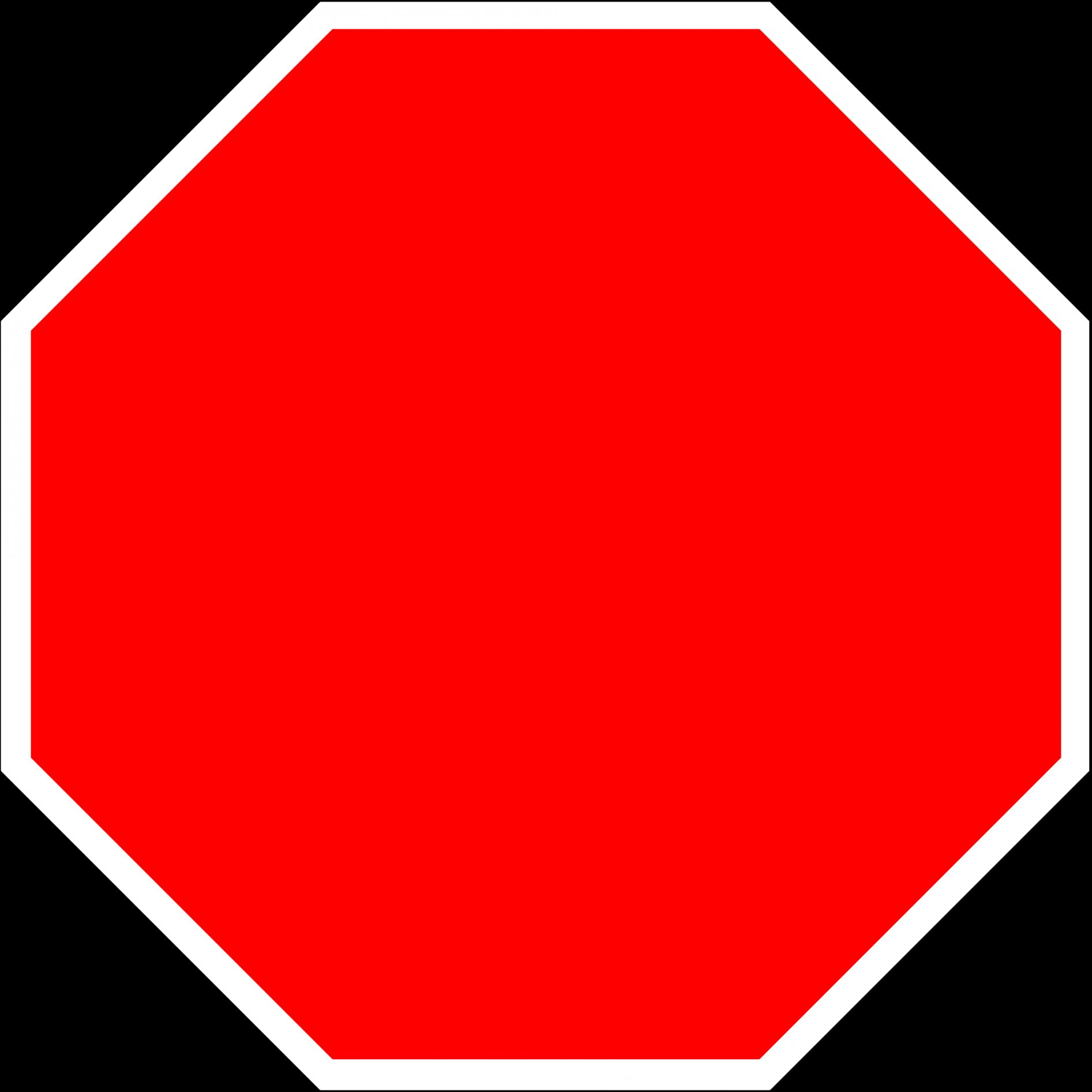 It's just a graphic of Clean Printable Picture of a Stop Sign