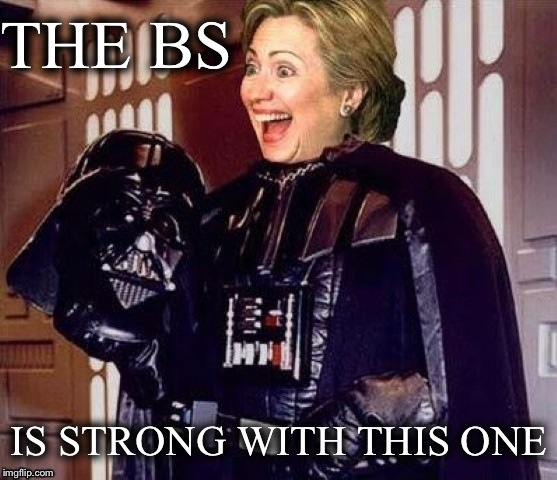 THE BS IS STRONG WITH THIS ONE | made w/ Imgflip meme maker