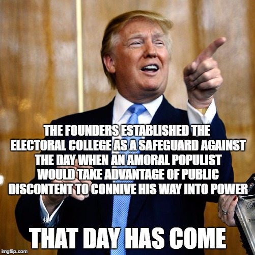 14m2oc donald trump imgflip,Electoral College Memes