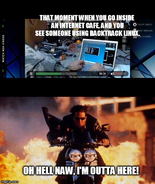Linux Internet Cafe