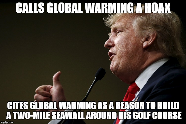 Global warming sites?