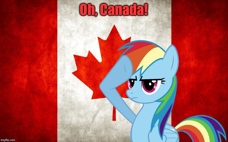 Oh, Canada! | made w/ Imgflip meme maker