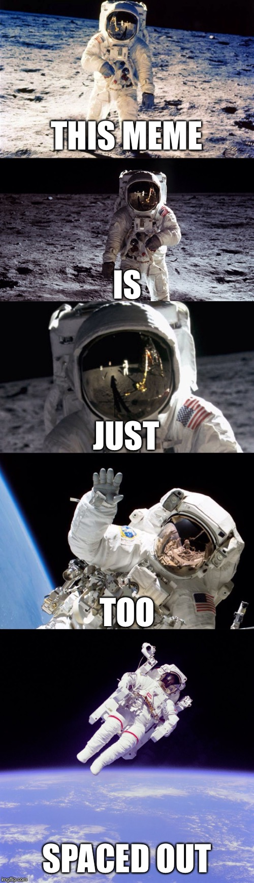 astronaut in space meme - photo #17