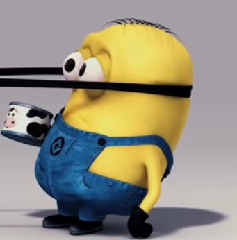 minion without goggles blank template imgflip