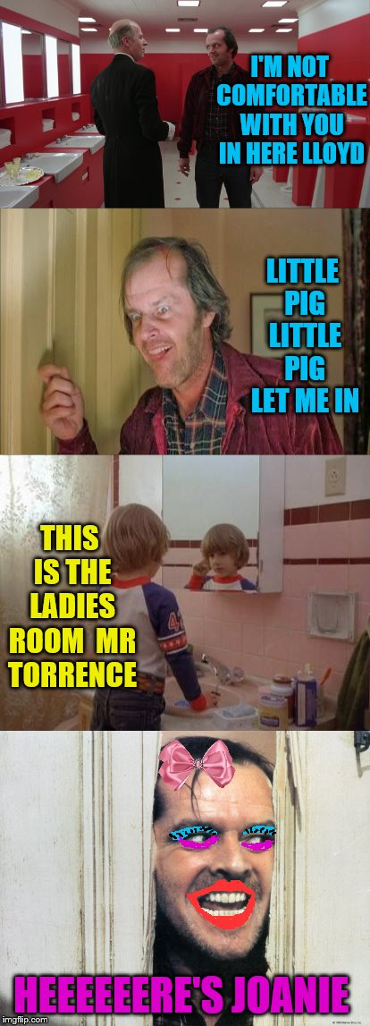 "Steven King's ""The Pee'ing"" 