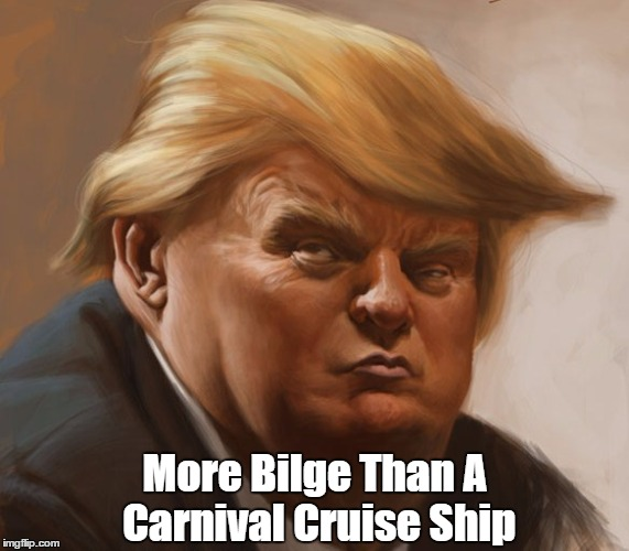 More Bilge Than A Carnival Cruise Ship | made w/ Imgflip meme maker