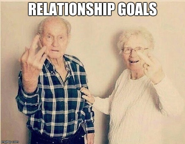 Fun relationship goals