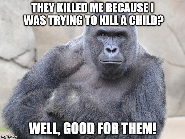 151rg8 image tagged in dead monkey,monkey,trolls,awesome imgflip,Dead Monkey Meme