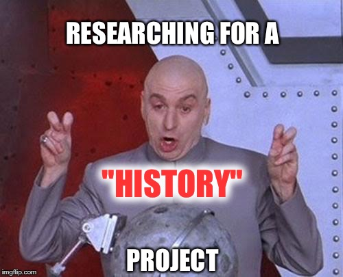 "Dr Evil Laser Meme | RESEARCHING FOR A PROJECT ""HISTORY"" 