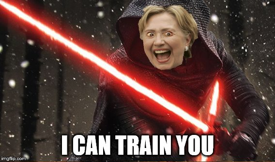 I CAN TRAIN YOU | made w/ Imgflip meme maker