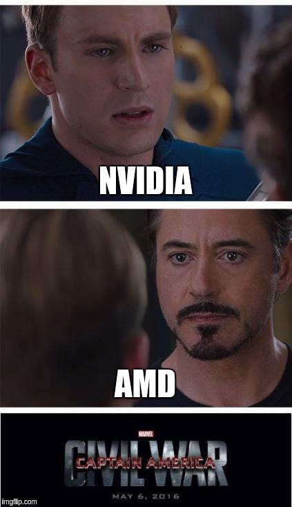Marvel Civil War 1 Meme Imgflip