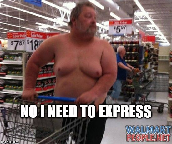 NO I NEED TO EXPRESS | made w/ Imgflip meme maker