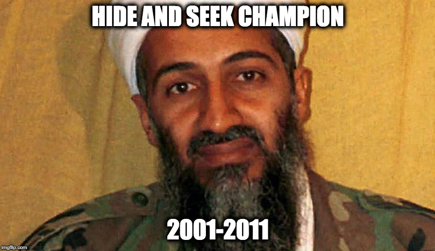HIDE AND SEEK CHAMPION; 2001-2011 | made w/ Imgflip meme maker