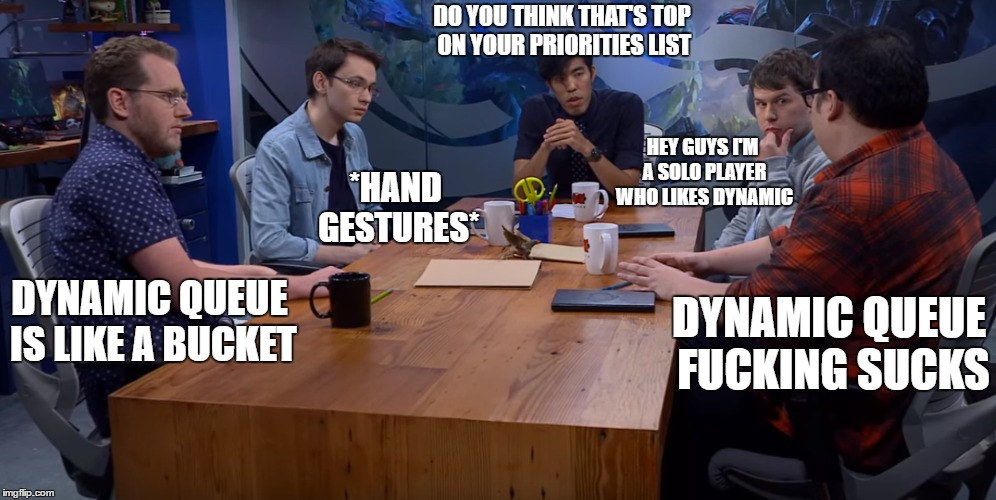 Dynamic Queue Roundtable In A Nutshell