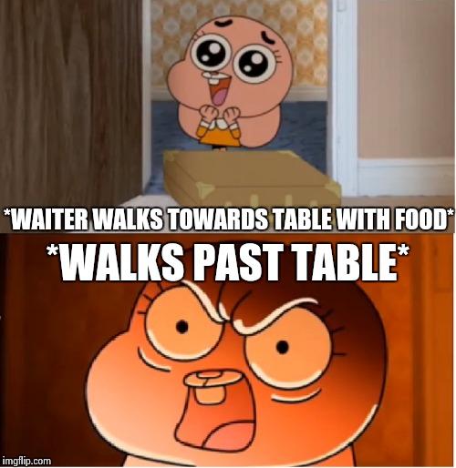 Gumball Anais False Hope Meme Imgflip