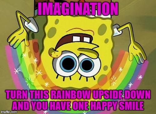 Spongebob Imagination Meme Funny : Imagination spongebob meme imgflip