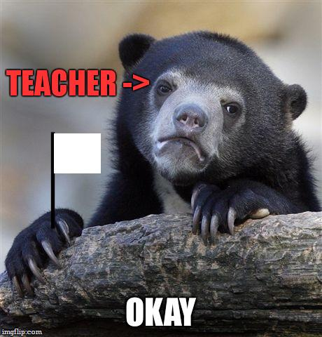 s.o.s | TEACHER -> | image tagged in sos | made w/ Imgflip meme maker