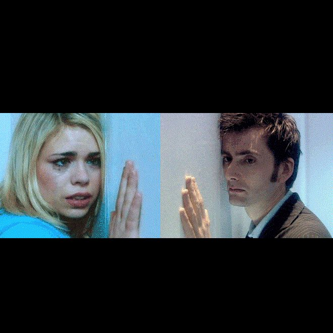 Doctor Who - The Wall Meme Template