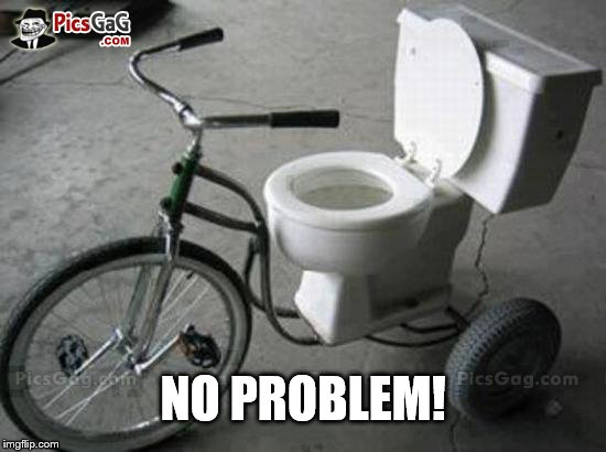 NO PROBLEM! | made w/ Imgflip meme maker