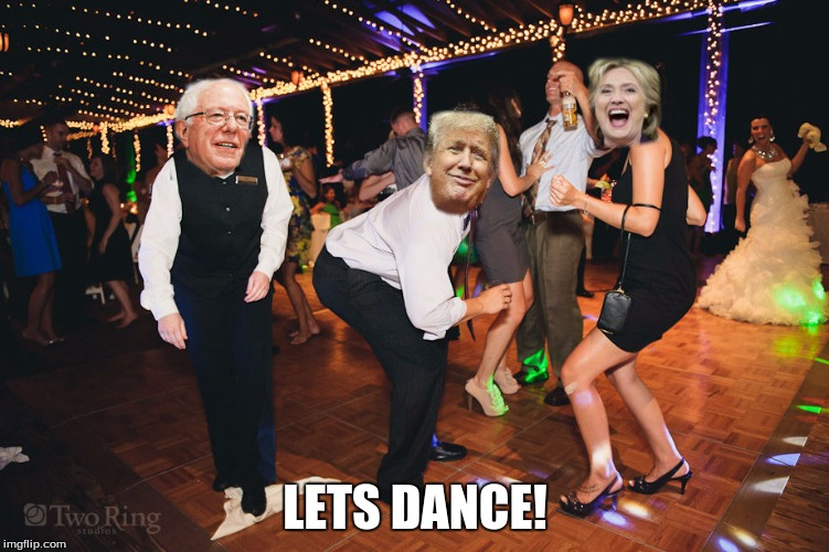 LETS DANCE! | made w/ Imgflip meme maker