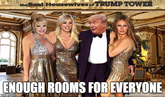 ENOUGH ROOMS FOR EVERYONE | made w/ Imgflip meme maker